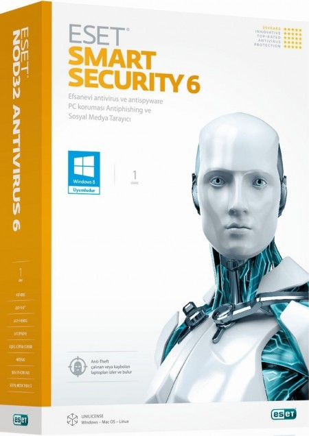 ESET Smart Security 6.0.316.3