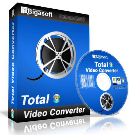 Bigasoft Total Video Converter 4.5.5.5561 Multilanguage