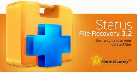 Starus File Recovery 3.6