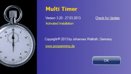 Multi-Timer Ultimate 3.20