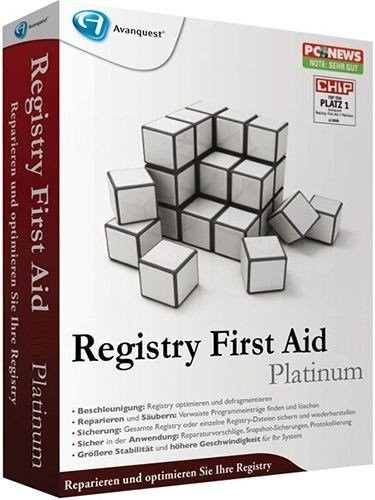 Registry First Aid Platinum 10.0.0 build 2277