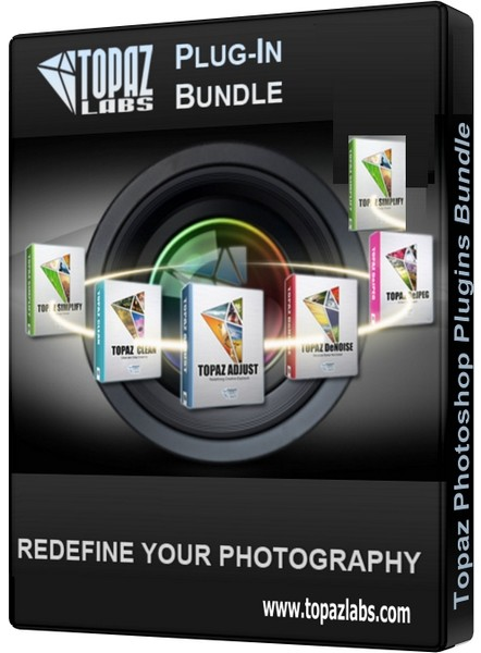 Topaz Plug-ins Bundle for Adobe Photoshop DC 04.12.2014