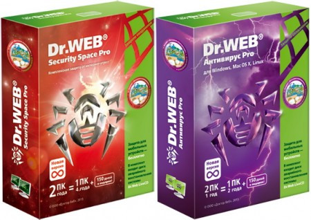 Dr.Web Security Space & Anti-Virus 10.0.1.01260 Final