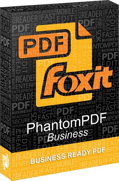 Foxit PhantomPDF Business 6.0.7.0806