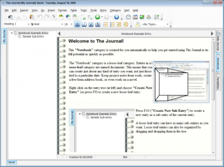 The Journal 6.0.0.691