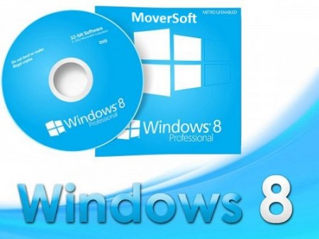 Windows 8 Pro x64 MoverSoft 06.2013