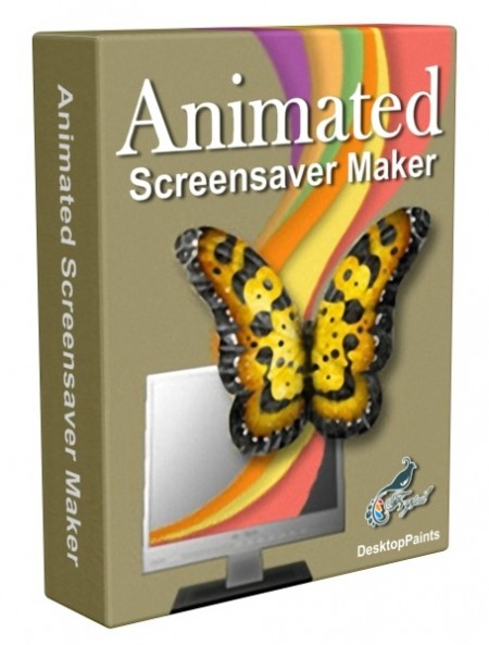 Animated Screensaver Maker 3.2.3