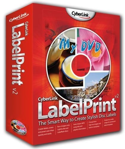 CyberLink LabelPrint 2.5.3602