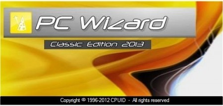 PC Wizard 2013 Classic Edition 2.12