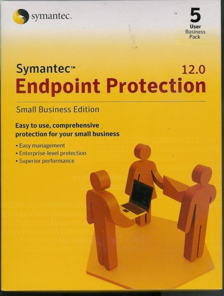 Symantec Endpoint Protection 12.1.4112.4156