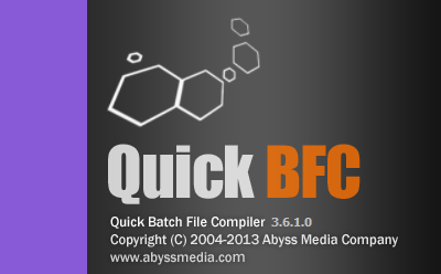 Quick Batch File Compiler 3.6.1