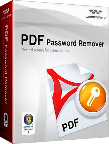 Wondershare PDF Password Remover 1.5.2