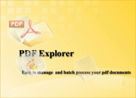 PDF Explorer 1.5.0.61 Patch 3