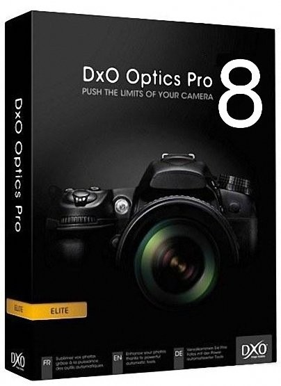 DxO Optics Pro 8.5.0 Build 437 Elite