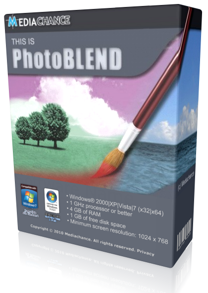 Mediachance Photo Blend 3D 2.3 (x86/x64) DC 22.05.2015 + serial