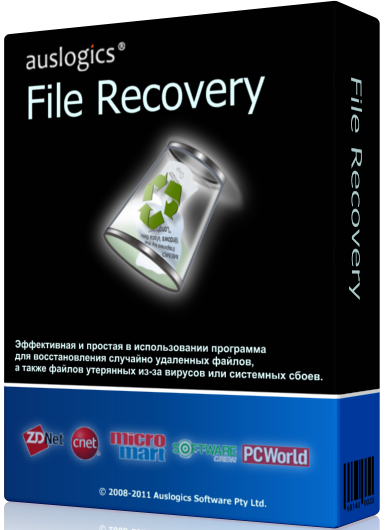 Auslogics File Recovery 5.1.0.0