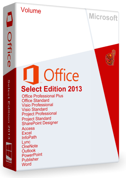 Microsoft Office Select Edition 2013 15.0.4420.1017