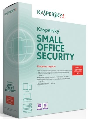 Kaspersky Small Office Security 3 Bulid 13.0.4.233b