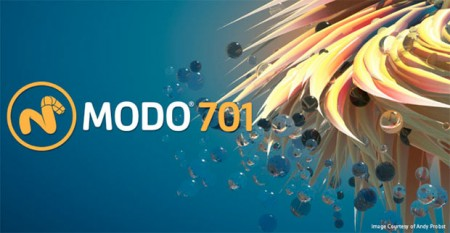 Luxology Modo 701 Build 66614 SP4 + Content Pack