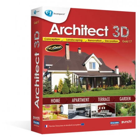 Architect 3D Gold 17.5.1.1000