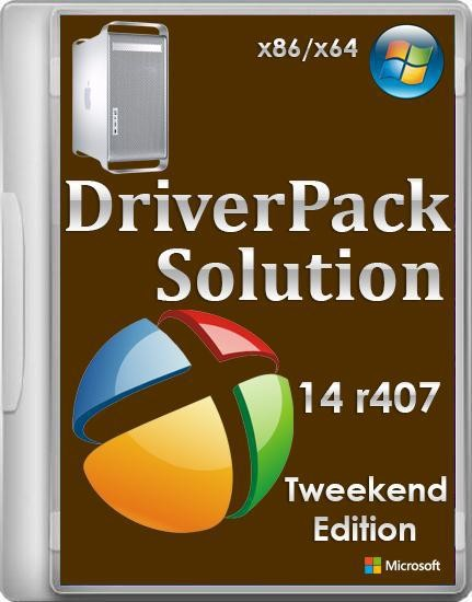 Driverpack Solution Tweekend Edition 14 r407