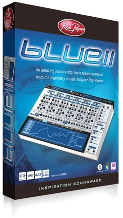 Rob Papen BLUE II 1.0.0b