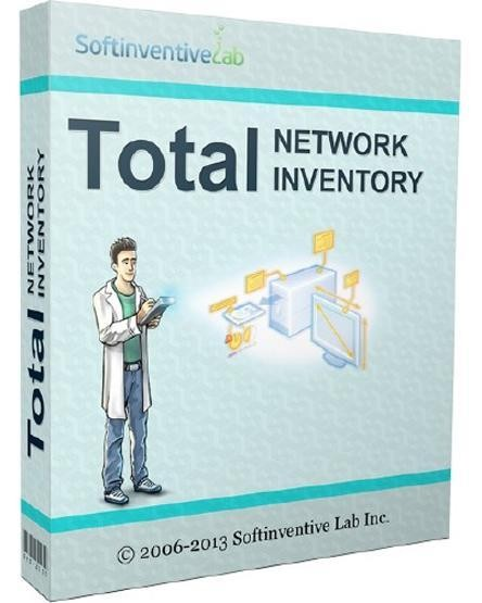 Total Network Inventory Professional 3.0.0.1601