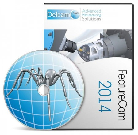 Delcam FeatureCam 2014 R2 SP2 Build 20.6.0.26