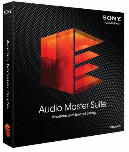 Sony Audio Master Suite 11.0 Build 272