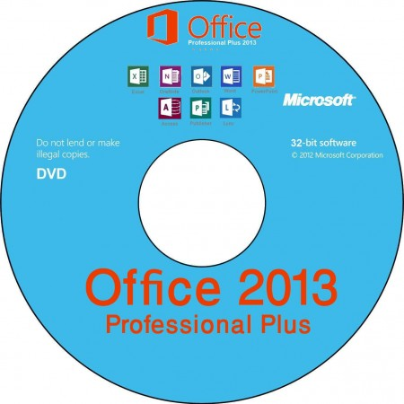 Microsoft Office 2013 Professional Plus SP1 VL 15.0.4569.1506