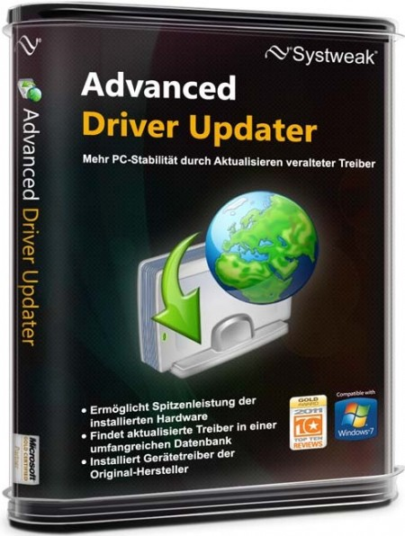 SysTweak Advanced Driver Updater 2.1.1086.16469