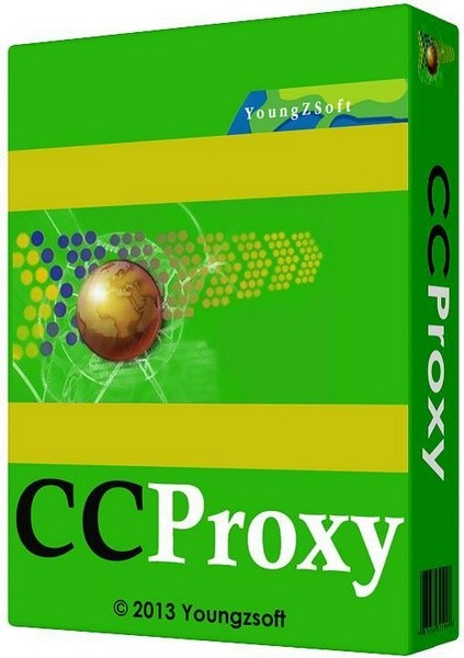 CCProxy 8.0 Build 20141007