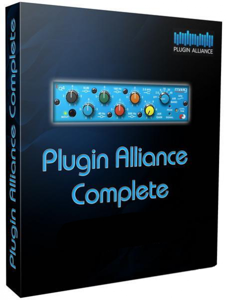 Plugin Alliance Complete 2014.1.0 VST, VST3, RTAS, AU