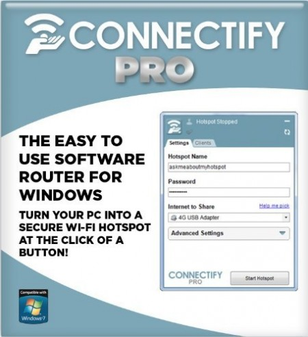 Connectify Hotspot 2015.0.4.34734