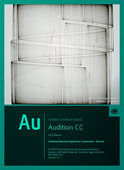 Adobe Audition CC 7.0 (2014) 2014.0 Release Build 7.0.0.118