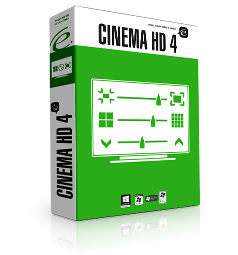 Cinema HD 4.0.5240.19189