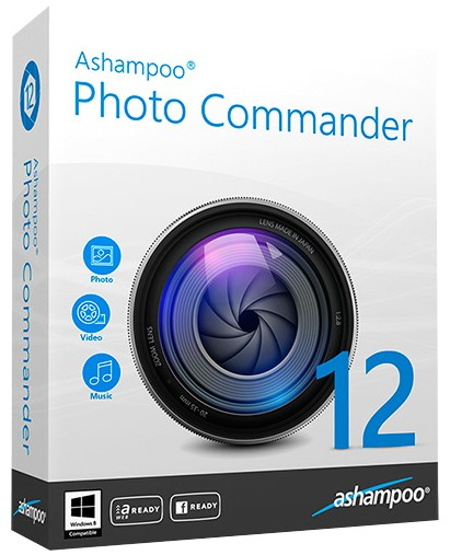 Ashampoo Photo Commander 14.0.3