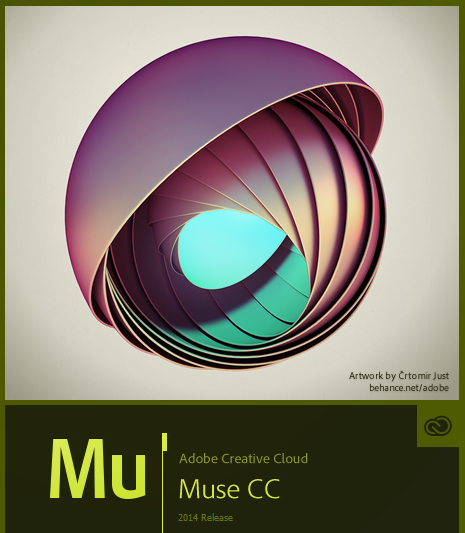 Adobe Muse CC 2015.1.1