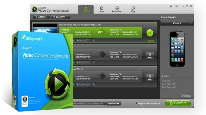 iSkysoft Video Converter Ultimate 5.5.1.0 Multilingual