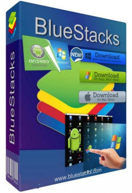 BlueStacks HD App Player Pro 0.9.2.4061