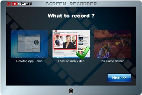 ZD Soft Screen Recorder 8.0.1