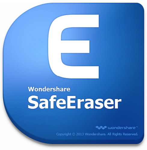 Wondershare SafeEraser 3.3.2.1