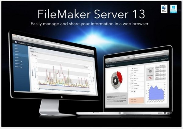 FileMaker Server 14 Advanced 14.0.1.204 Multilingual
