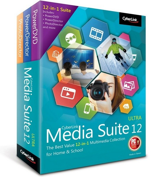 Cyberlink Media Suite 12.0.0704 Ultra