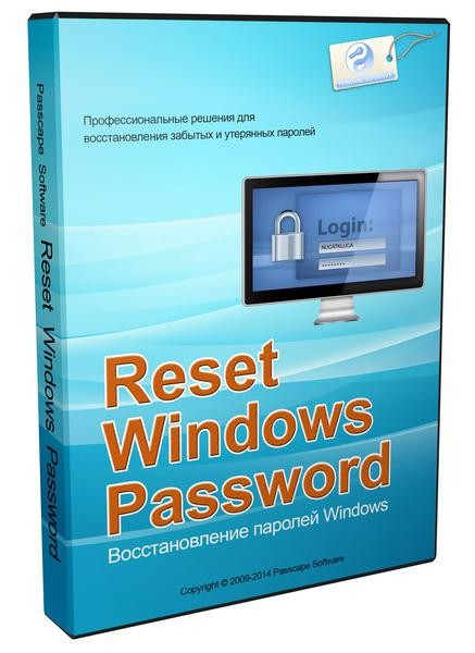 Passcape Software Reset Windows Password 5.1.5 Advanced Edition