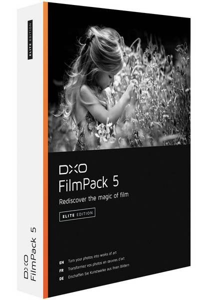 DxO FilmPack Elite 5.1.4 Build 456 (x64) Multilingual