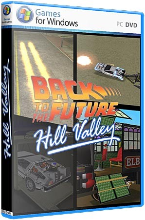 Grand Theft Auto: Vice City - BTTF Hill Valley