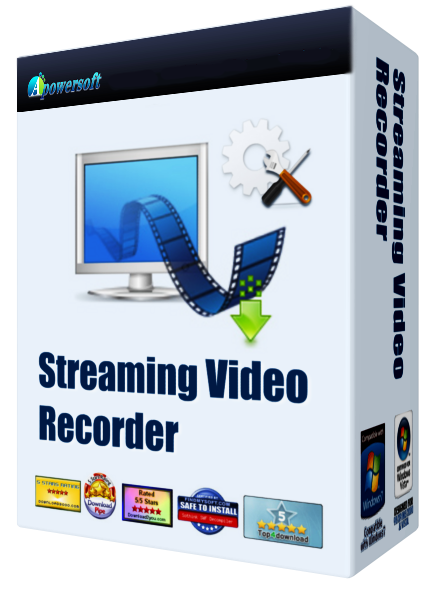 Apowersoft Streaming Video Recorder 5.0.5