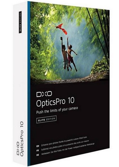 DxO Optics Pro 10.4.2 Build 642 Elite (x64) Multilingual