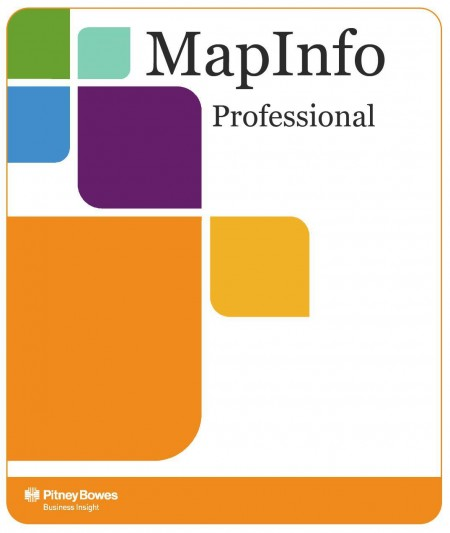 MapInfo Professional 12.5.1